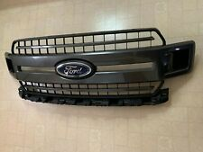 NTO 2018 2019 2020 Ford Truck F150 MAGNETIC GRAY *OEM Front Grill W/ Emblem