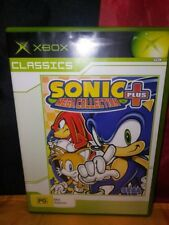 Sonic Mega Collection Plus - Microsoft Xbox PAL - Includes Manual