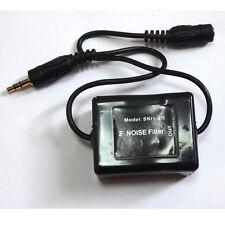 3.5Mm Headphone Mini Plug Jack Female To Male Ground Loop Isolator Noise Filter