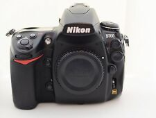 Nikon D700 12.1 MP DSLR Camera body- Low Shutter count only 870  Beautiful!