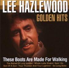 Lee Hazlewood Golden hits  [CD]