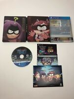 South Park Fractured but Whole PS4 Gold Edition Complete Steelbook DLC Redeemed