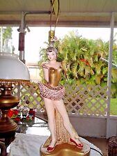 REGLOR Mid Century Modern  Lamp-Dancer 1950-LOOK!! Flamenco Dancer ?