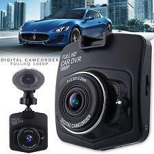 HD 1080p voiture dash cam vision nocturne enregistreur vidéo dvr caméra de tableau de bord g-sensor