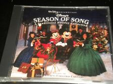 Disney's Season Of Song - 1995 CD Album - 25 Great Christmas Songs - Walt Disney