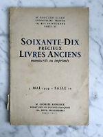 Settanta Prezioso Libri Antichi Sala N° 10 1939