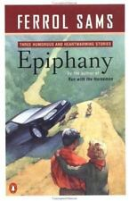 Epiphany: Stories Sams, Ferrol Paperback
