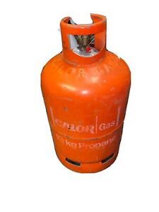 Calor Gas Propane Bottle 13kg Cooking Fire Pit Caravan Roofing Patio Heating
