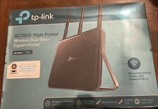 TP-LINK AC1900 High Power Wireless Dual Band Gigabit Router Archer C1900 NEW SEA