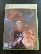 Japonés Xbox 360 Devil May Cry 4 Capcom Nuevo