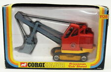 Corgi Major Original Diecast Model 1128 - Priestman Cub Shovel