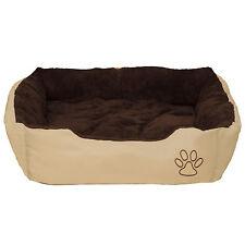 Letto per cani 80x60x18 cuscino una coperta per gli animali cuccia cane letto