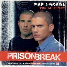 Faf Larage Pas le temps (Prisonbreak; cardsleeve)  [Maxi-CD]