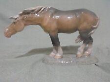 Royal Copenhagen Porcelain Horse Figural 1362 Designed by Lauritz Jensen