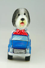 Pick Up Truck Bearded Collie See Interchangable Bodies & Breeds @ Ebay Store