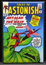 "Tales To Astonish #44 Comic Book Cover 2"" X 3"" Fridge Magnet. Ant-Man The Wasp"