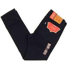 Levi's 510 Skinny Fit Stretch Jeans SIZE 33 x 32 DARK BLUE Twill Levi's NWT