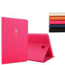 """NEW Smart Leather Case Cover For Samsung Galaxy Tab A 8.0"""" SM-T350/9.7"""" SM-T550"""