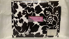 Hallmark Memory Keeping EDY1151 Black & White Floral Guest Book with Pen NEW!