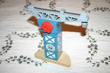 Thomas the Train Wooden Railway Sodor Steamworks Repair & Go Crane ONLY