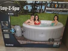 Lay Z Spa Electric Round Hot Tubs For Sale Ebay