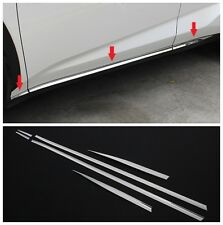 FOR:2015-18 LEXUS NX200t NX300 VIP STAINLESS STEEL REAR BUMPER PROTECTOR GUARD