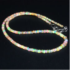 """Ethiopian opal Round Beads 17"""" Top Quality Fire 2.5 upto 6 mm Natural Gemstone"""
