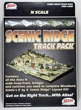 N Scale Model Train Tracks
