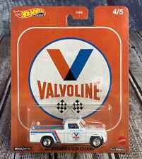 Hot Wheels 63 Studebaker Champ White Valvoline Pop Culture Brand New Sealed 2020