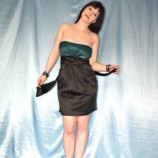 sexy kurz PARTYKLEID trägerlos* S 38 Abendkleid* Kleid* Minikleid* Cocktailkleid