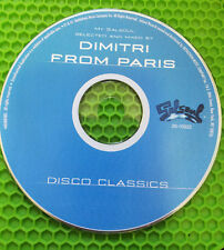Dimitri From Paris My Salsoul ( Disco Classics) US CD
