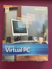MICROSOFT VIRTUAL PC VERSION 2004 RUNS MULTIPLE OPERATING SYSTEMS ON ONE PC