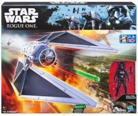 STAR WARS - Rogue One - Imperial TIE STRIKER  with Pilot - HASBRO NERF - NEUF