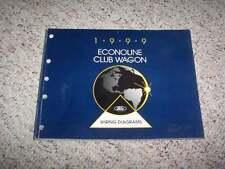 repair manuals literature for ford e 350 econoline ebay rh ebay com 1999 ford e350 radio wiring diagram 2001 Ford Truck Wiring Diagrams