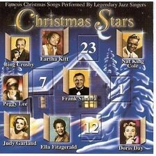 Christmas Stars (2001) Peggy Lee, Louis Armstrong, Judy Garland, Frank Si.. [CD]