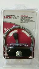 """Unifit Throttle Cable 57"""" Adapts To Most Riding Mowers Zero Turns Tillers Etc"""
