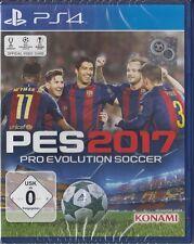 PES 2017 - Pro Evolution Soccer 2017 - PS4 - Neu & OVP - Deutsche Version!