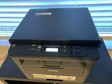 Brother - HL-L2390DW Wireless Black-and-White All-In-One Laser Printer - Gray