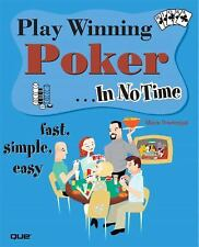 Play Winning Poker In No Time