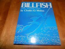 BILLFISH Marlin Broadbill Swordfish Sailfish Big Game Fish Fishing Ocean Book