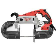 Milwaukee 6232-21 120V AC Deep Cut Variable Speed Band Saw with Carrying Case