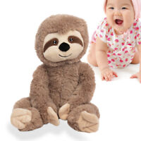 "Gitzy Sammy Sloth Stuffed Animal 18"" Large Plush Toy For Boys Girls Kids Adults"