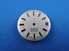 Unbranded Wrist Watch Dial -Incabloc- Automatic -25 Jewels- 26mm Swiss Made #343