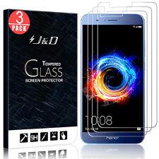 J&D Honor 8 Pro/Honor V9 [Tempered Vetro] HD Clear Screen Protector (3 CONFEZIONI)