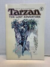 TARZAN;THE LOST ADVENTURE BURROUGHS (BOOK 1 )DARK HORSE 1994