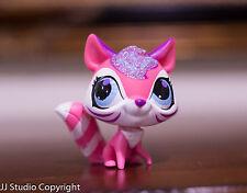 *Littlest Pet Shop* LPS Sparkle red Fox