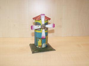 9399) Ungemarkt - Damo - Windmühle - H. 15 cm - ansehen
