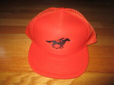 Vintage KENTUCKY DERBY PREAKNESS BELMONT STAKES (Adjustable Snap Back) Mesh Cap