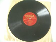 CAMILLE SAUVAGE ET SON ORCHESTRE 78RPM LA CHANSON DU CAMPING/ I SHOULD CARE.78T