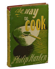 The Way to Cook by PHILIP HARBEN ~ First Edition 1945 ~ 1st Book ~ BBC Cookery